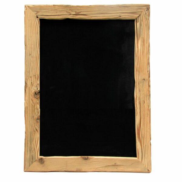Edelalt - Altholz Tafel klein mit Schieferplatte