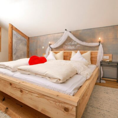 Ferienwohnung - Edelalt Bett